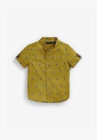 Next - Shirt - yellow - 1