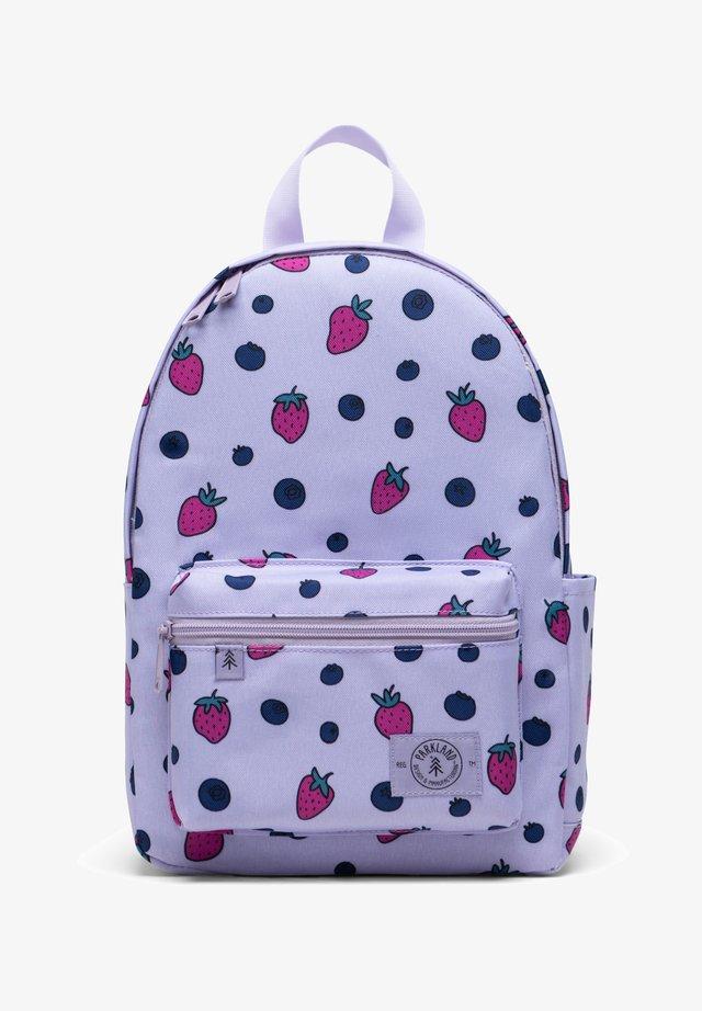 EDISON - Schooltas - berries