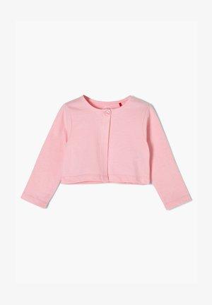Zip-up hoodie - pink