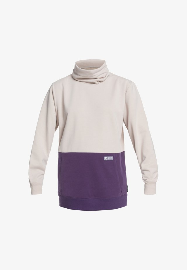 VENEER - Sweater - grape
