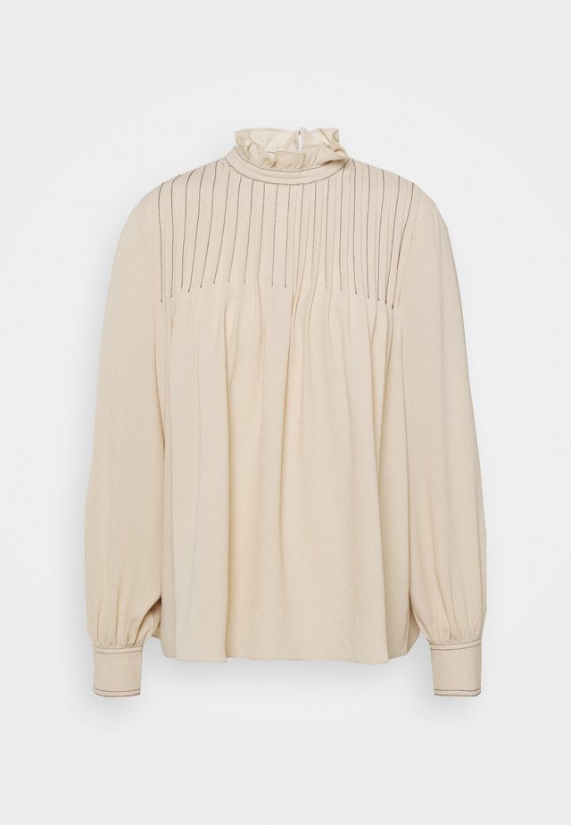 ANDREA OYSTER - Blouse - oyster