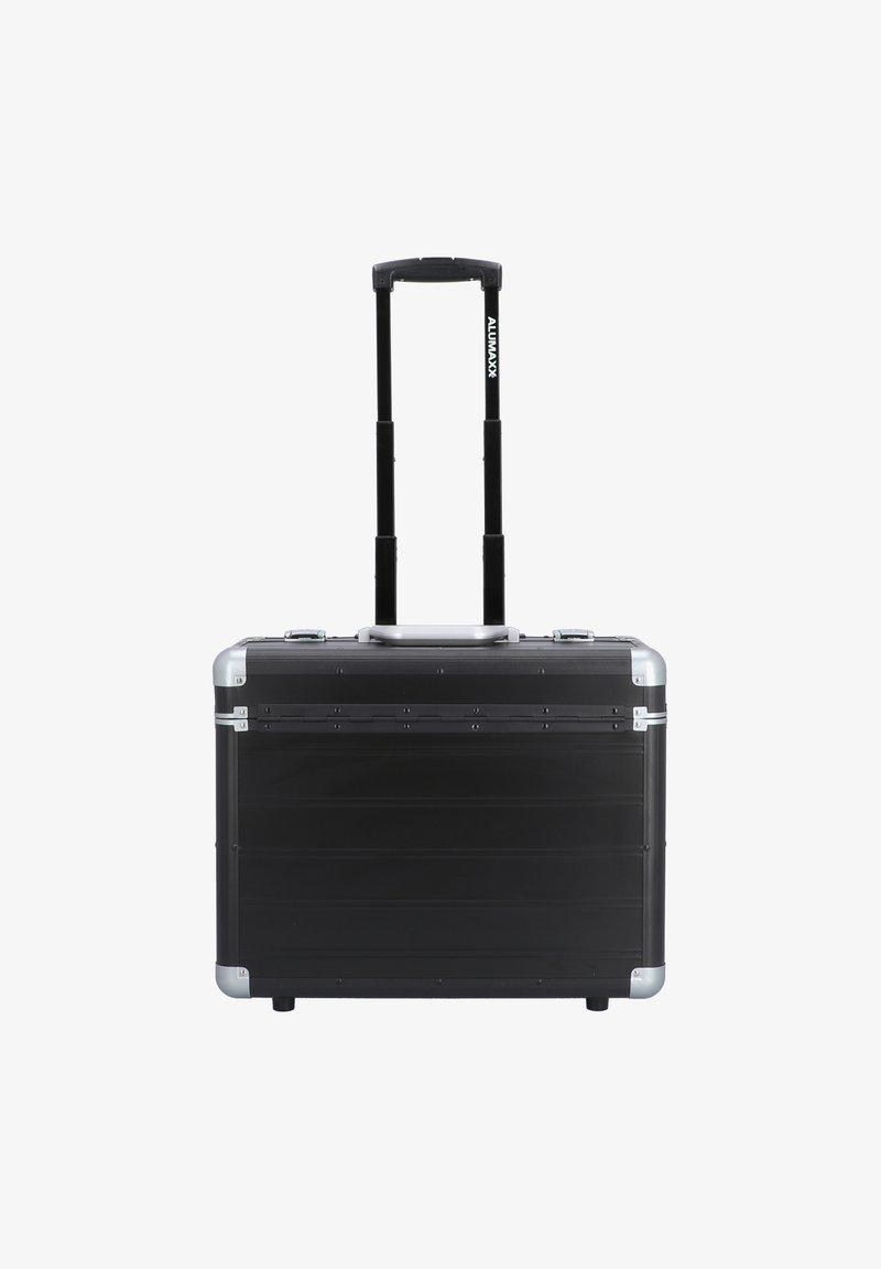 Alumaxx - Luggage - schwarz matt