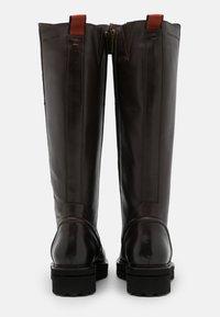 Marc O'Polo - LICIA  - Boots - dark brown - 3
