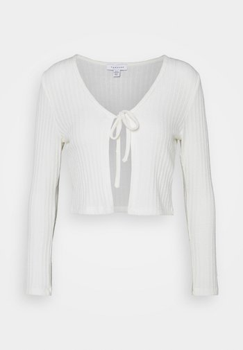 COSY BRUSHED RIB  - Langarmshirt - winter white