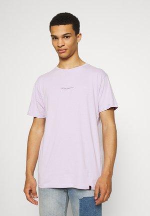 MOJO TEE - T-shirts print - pastel lilac