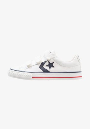 STAR PLAYER TRIPLE  - Trainers - white/navy/red