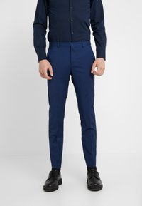 HUGO - GRIFFIN - Suit trousers - medium blue - 0