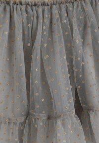 Next - A-line skirt - grey - 2
