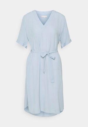 QUINN DRESS - Sukienka letnia - zen blue