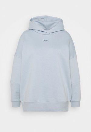 OVERSIZE HOODIE - Sweatshirt - gable grey