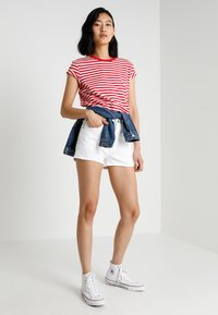 Levi's® - 501 HIGH RISE - Denim shorts - in the clouds - 1