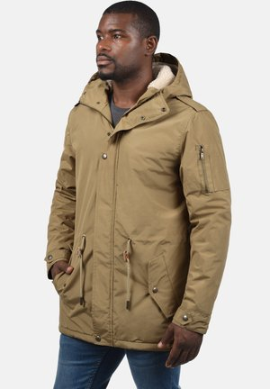 EBONG - Winter coat - sand brown