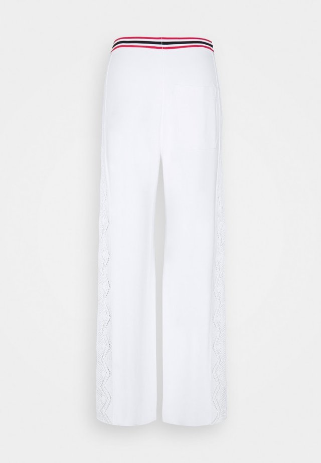 Trousers - optical white