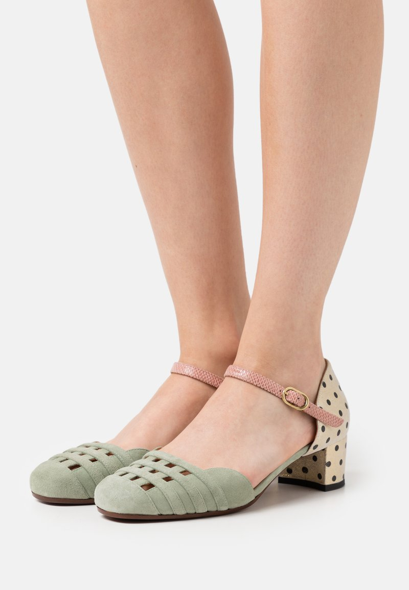 Chie Mihara - KAEL - Classic heels - salvia/lidia/ada powder
