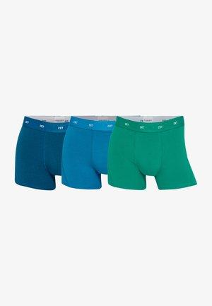 3 PACK - Bokserit - mehrfarbig
