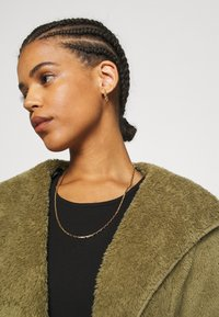 ONLY - ONLNEW CONTACT HOODED - Lett jakke - martini olive