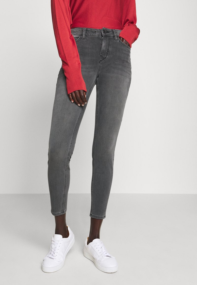 DRYKORN - PULL - Jeans Skinny Fit - grau