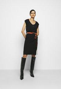 Vivienne Westwood - PILLOWCASE DRESS - Day dress - black - 0