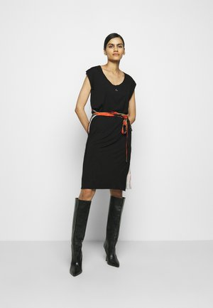 PILLOWCASE DRESS - Day dress - black