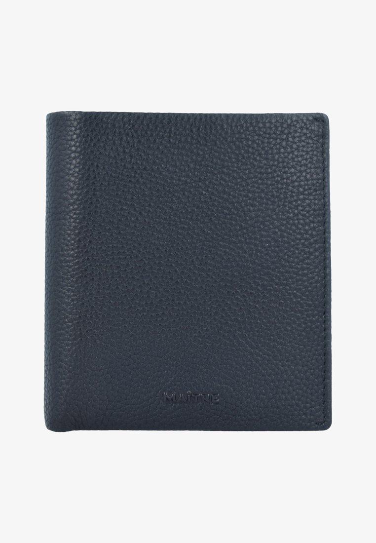 Maître - Schwarzerden Hugwald - Wallet - black