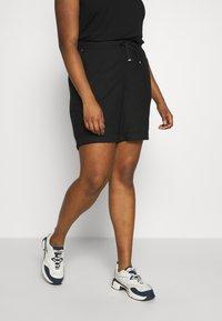 Evans - BLEND - Shorts - black - 0