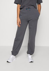 Pepe Jeans - POLINA - Tracksuit bottoms - steel grey - 0