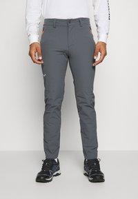Salewa - VEZZANA - Trousers - ombre blue - 0