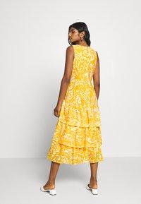 Lauren Ralph Lauren Petite - JABARI - Cocktail dress / Party dress - yellow - 2