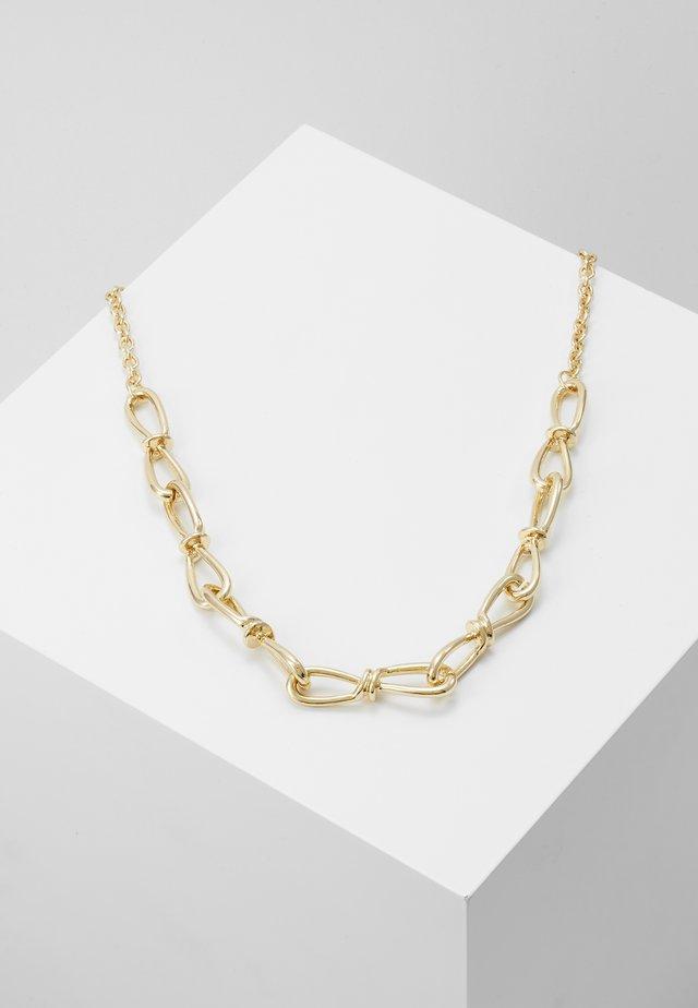 CHUNKY CHAIN - Collar - gold-coloured