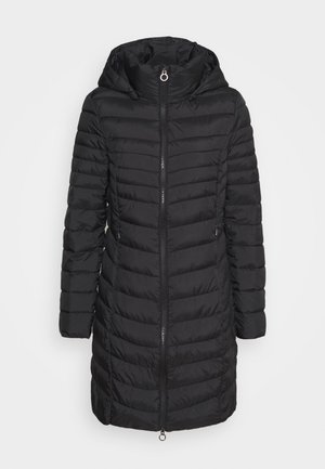 Wintermantel - black