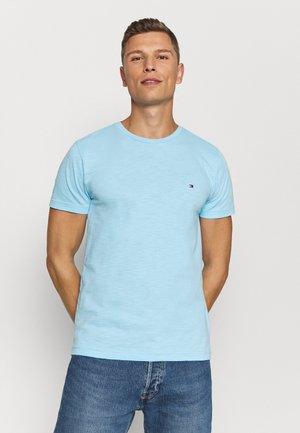 SLUB TEE - Basic T-shirt - sail blue