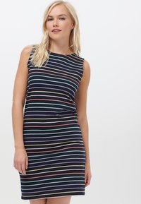 Sugarhill Brighton - HANOVER PASTEL RAINBOW - Jersey dress - black - 0