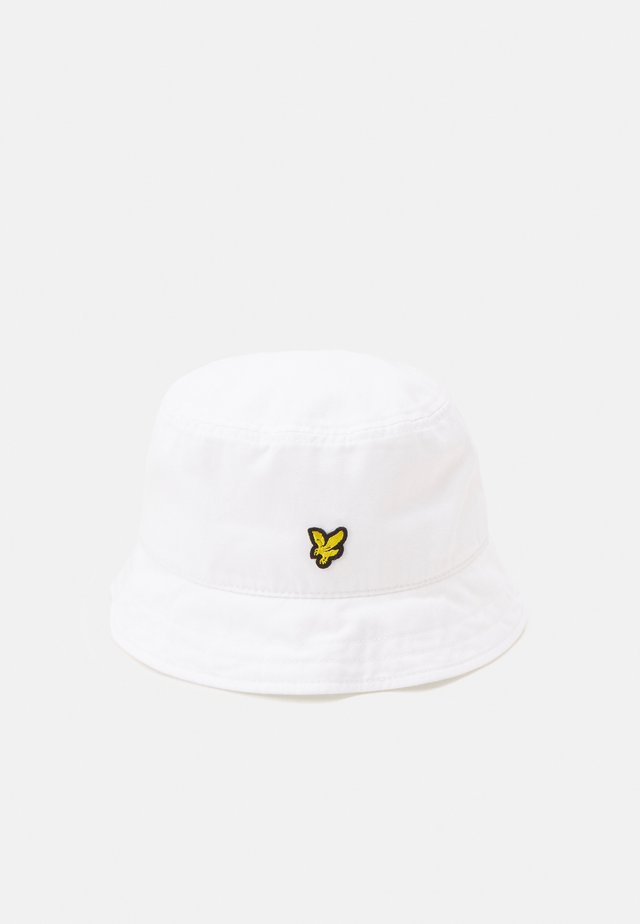 BUCKET HAT UNISEX - Chapeau - white