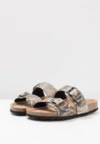 RE:DESIGNED - PALLAVI - Domácí obuv - beige - 4