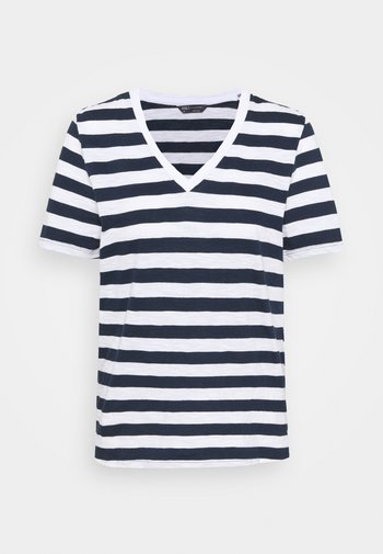 SLUB - T-shirt con stampa - dark blue