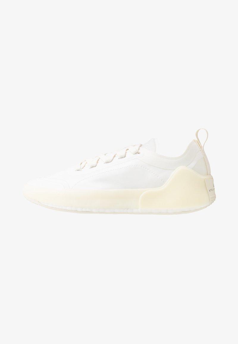 adidas by Stella McCartney - TREINO S. - Sports shoes - offwhite/footwear white