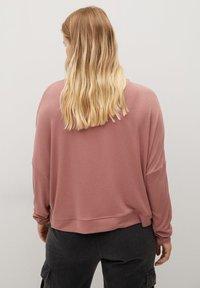 Violeta by Mango - ATLANTA - Long sleeved top - rosa - 2