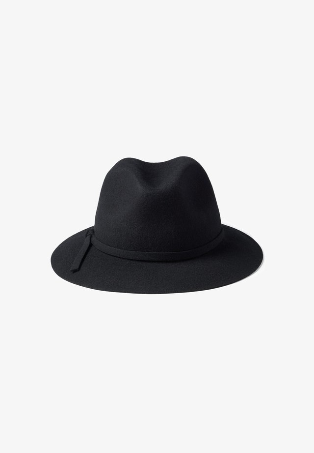 FEDORA - Hat - nero
