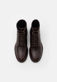 Walk London - RINGO BOOT - Bottines à lacets - brown - 3