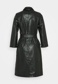 ONLY Tall - ONLMALYA DIONNE DRESS - Shirt dress - black - 1