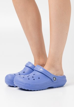 CLASSIC LINED - Slippers - lapis