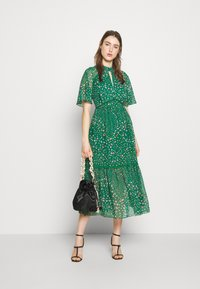 Three Floor - CONSTANTINE DRESS - Sukienka letnia - jelly bean green
