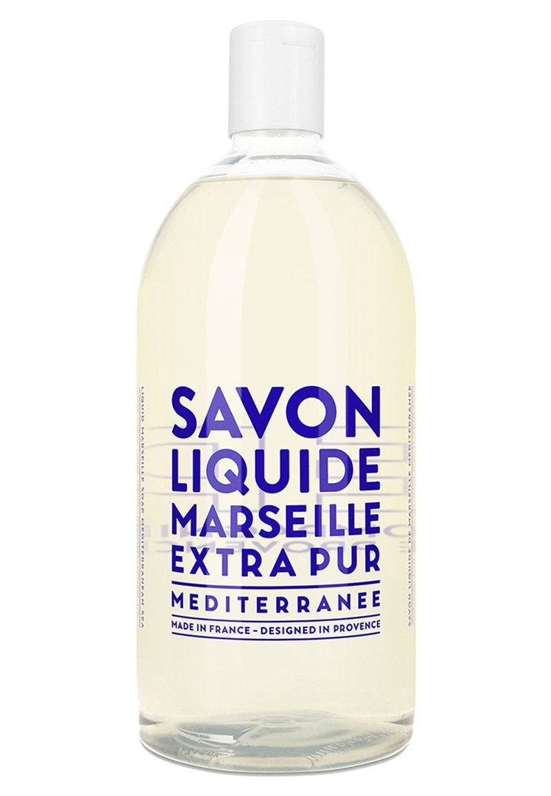 Compagnie de Provence - LIQUID MARSEILLE SOAP REFILL - Liquid soap - mediterranean sea