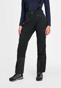 Mammut - BASE JUMP - Outdoor trousers - black-phantom - 0
