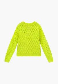 LMTD - NLFBAROLINE - Maglione - safety yellow - 1