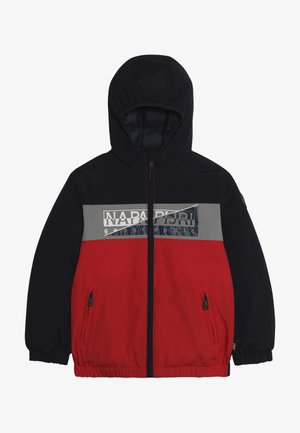 AKY - Winter jacket - blu marine