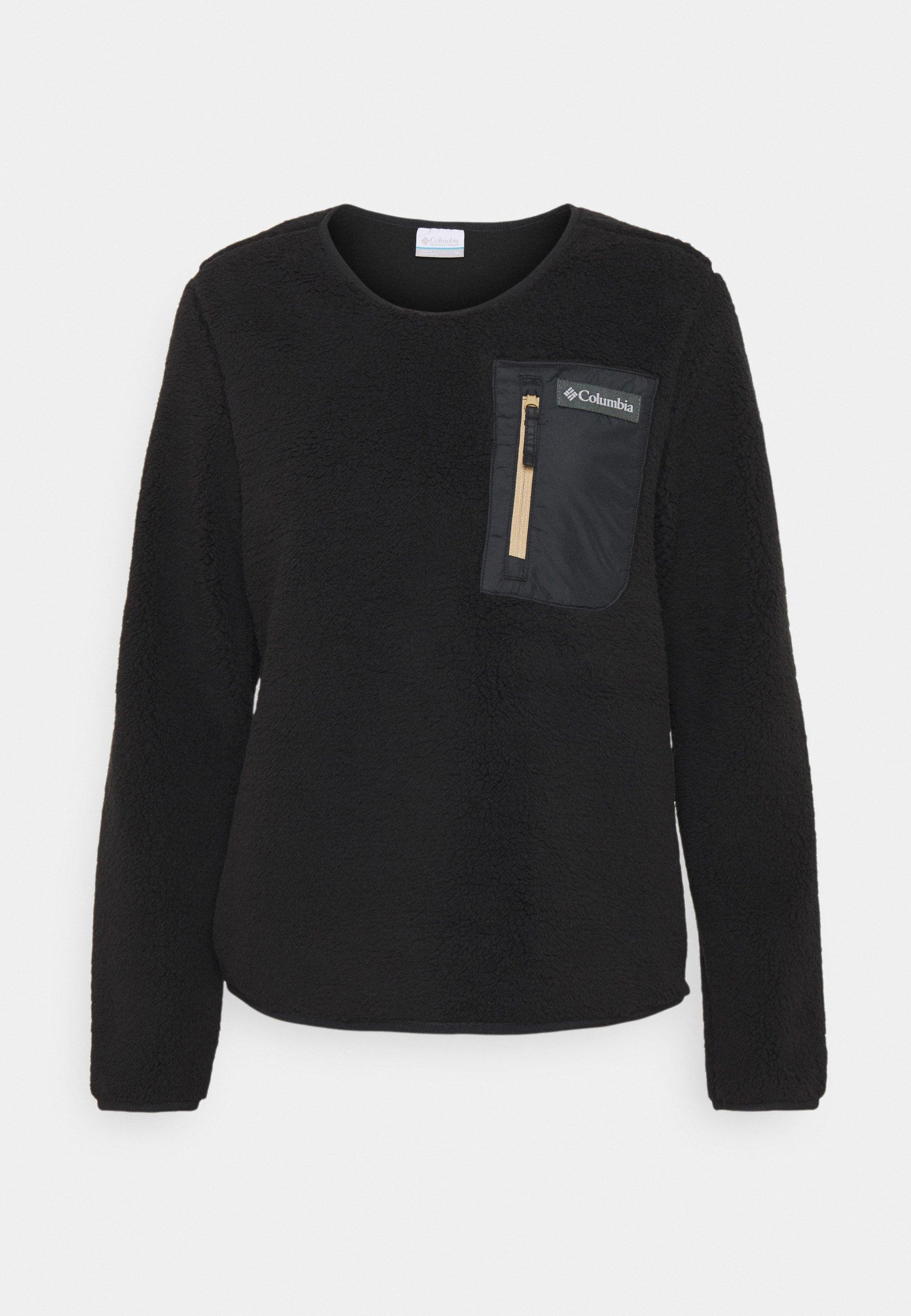 Women WEST BEND™ CREW - Fleece jumper