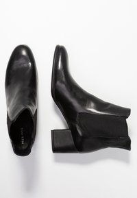 Pier One - Classic ankle boots - black - 1