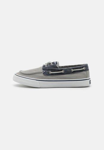 BAHAMA II - Scarpe da barca - grey/khaki