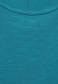Cecil - MIT U-BOOT AUSSCHNITT - Basic T-shirt - blau - 4